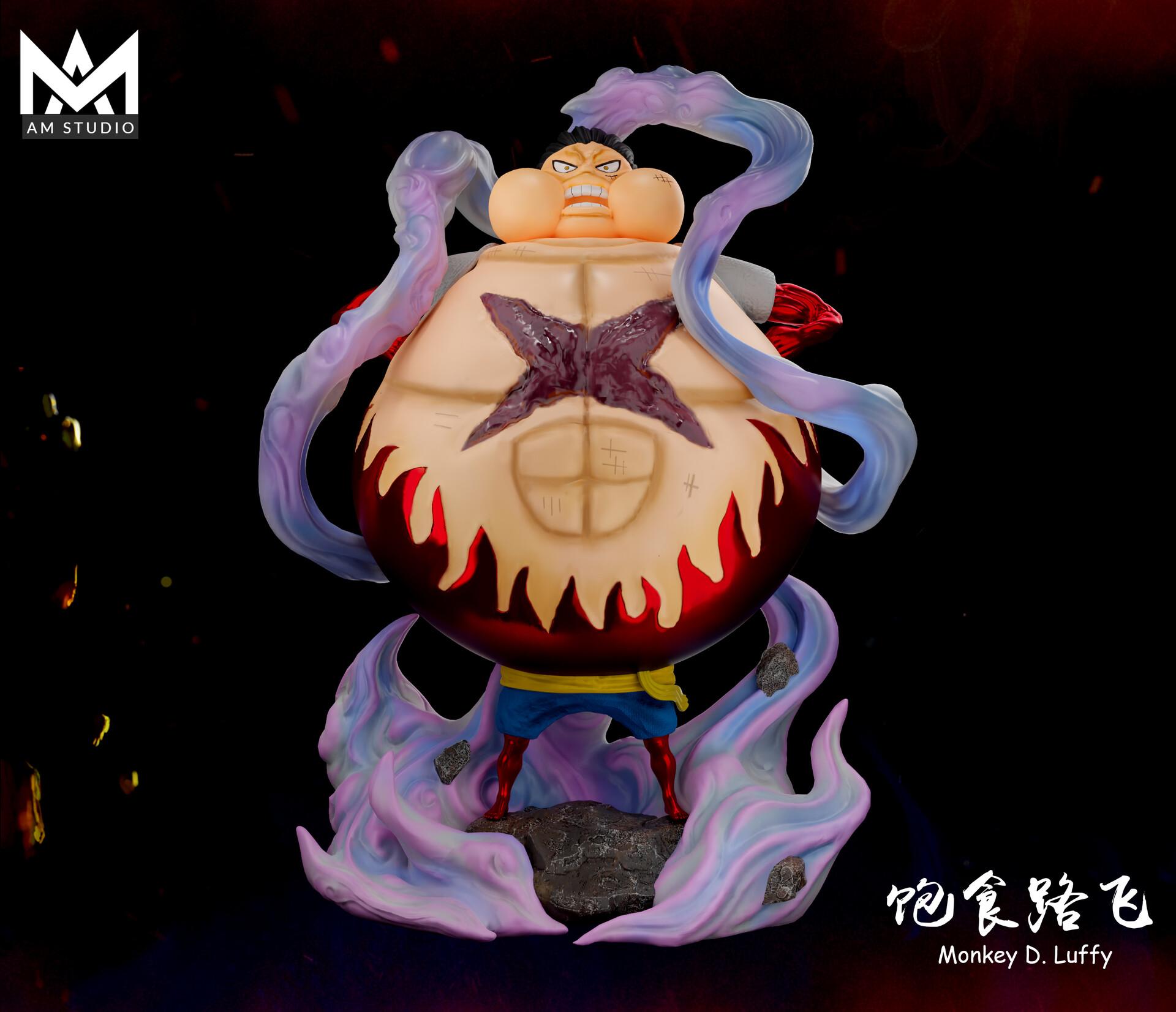 Sin embargo, conservare estas versiones para los que buscan expresamente que sean sprites jus. Artstation Luffy Gear 4 Tank Man Ming1au