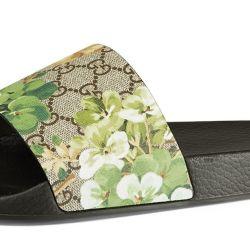 bc5220546bf Gucci Bloom Flip Flops Hot Sales F4113 04015 Zamzaamcom