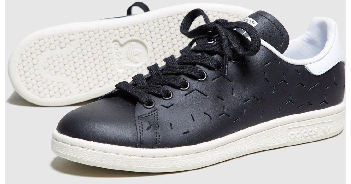 Adidas Stan Smith Black 6