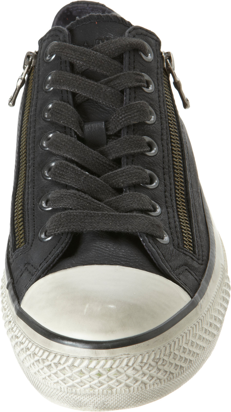 Lyst Converse Double Zip Chuck Taylor Low Top Ox In