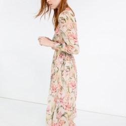 742642e6 Zara Flower Dress 2017   Gardening: Flower and Vegetables