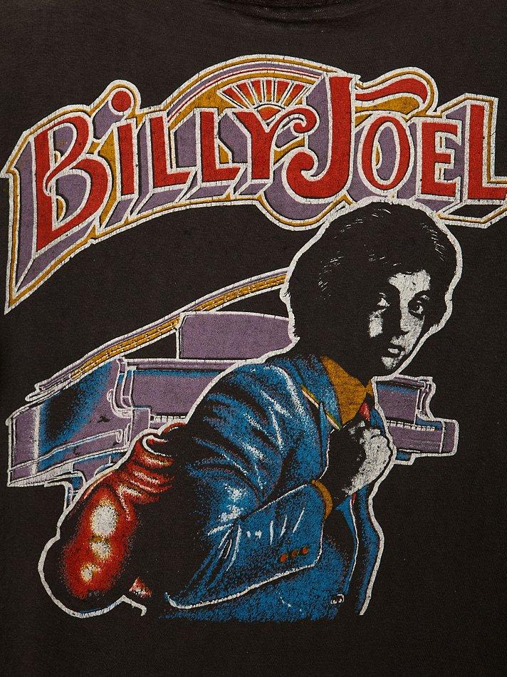 vintage billy joel tour tee