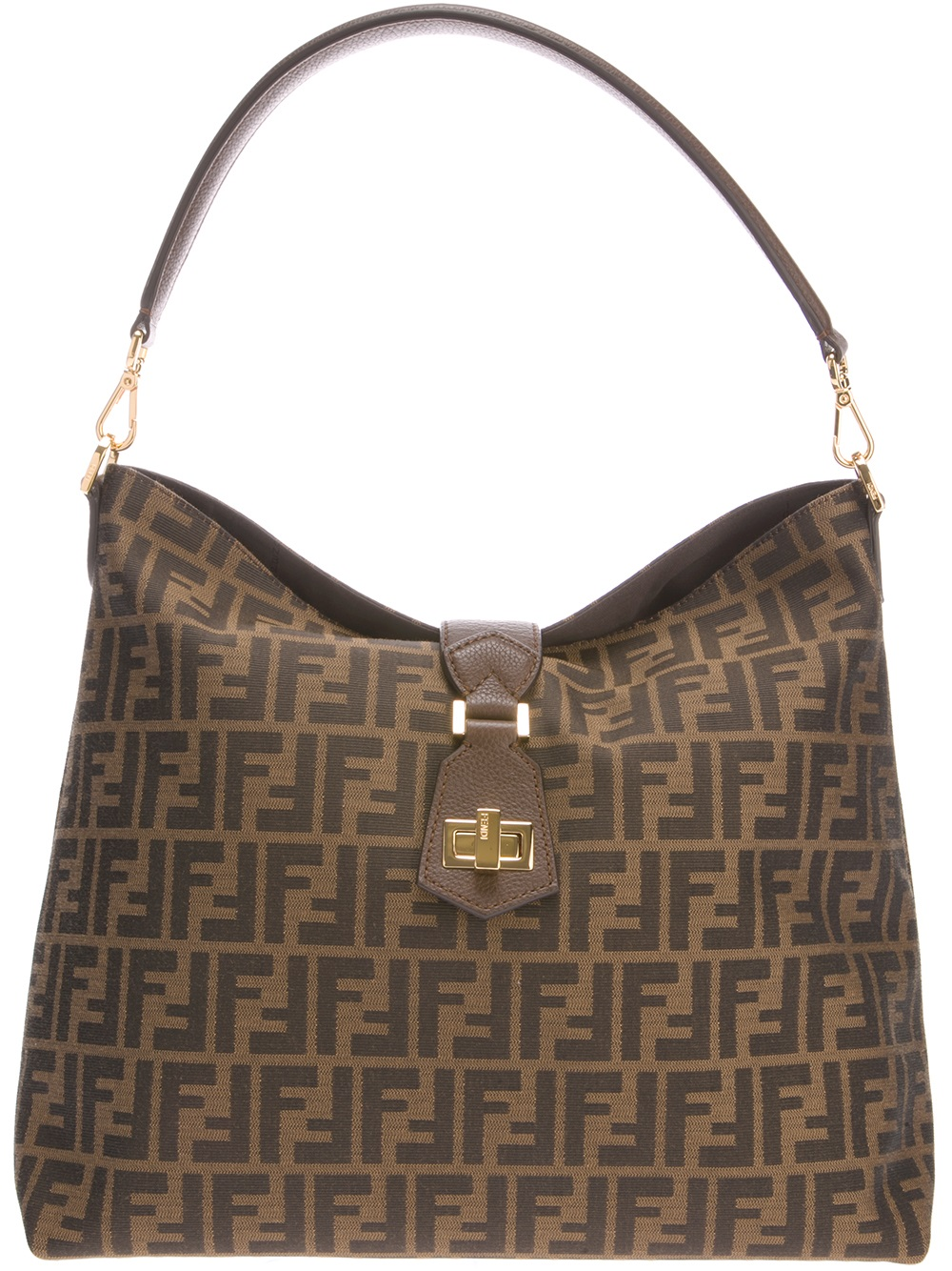 Kate Spade Gold Leather Purse