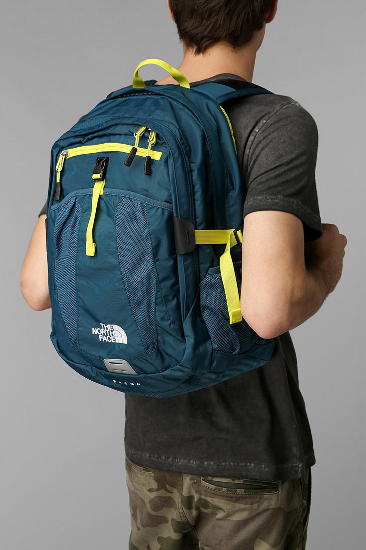 Turquoise Blue Backpack