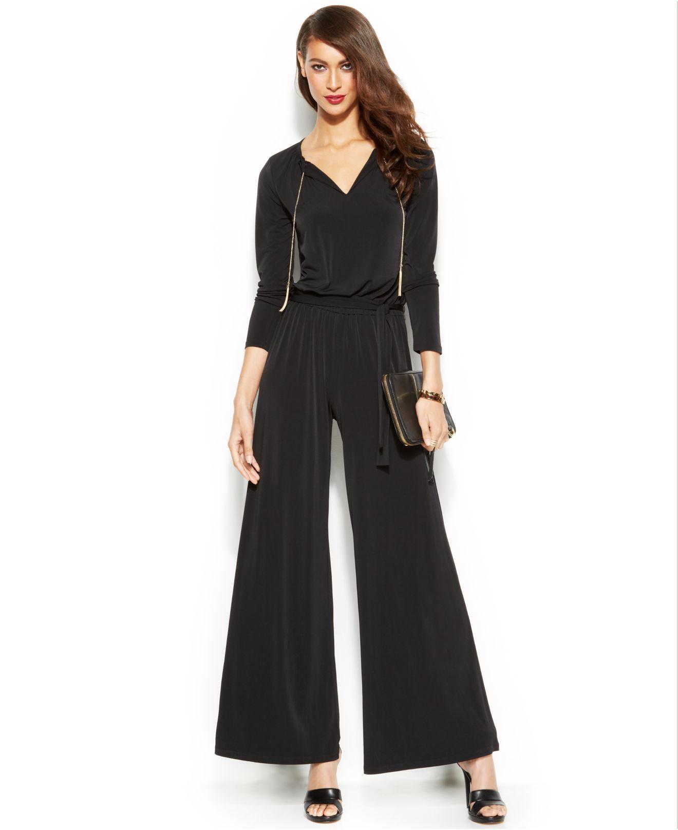 Macys Black Tie Dresses