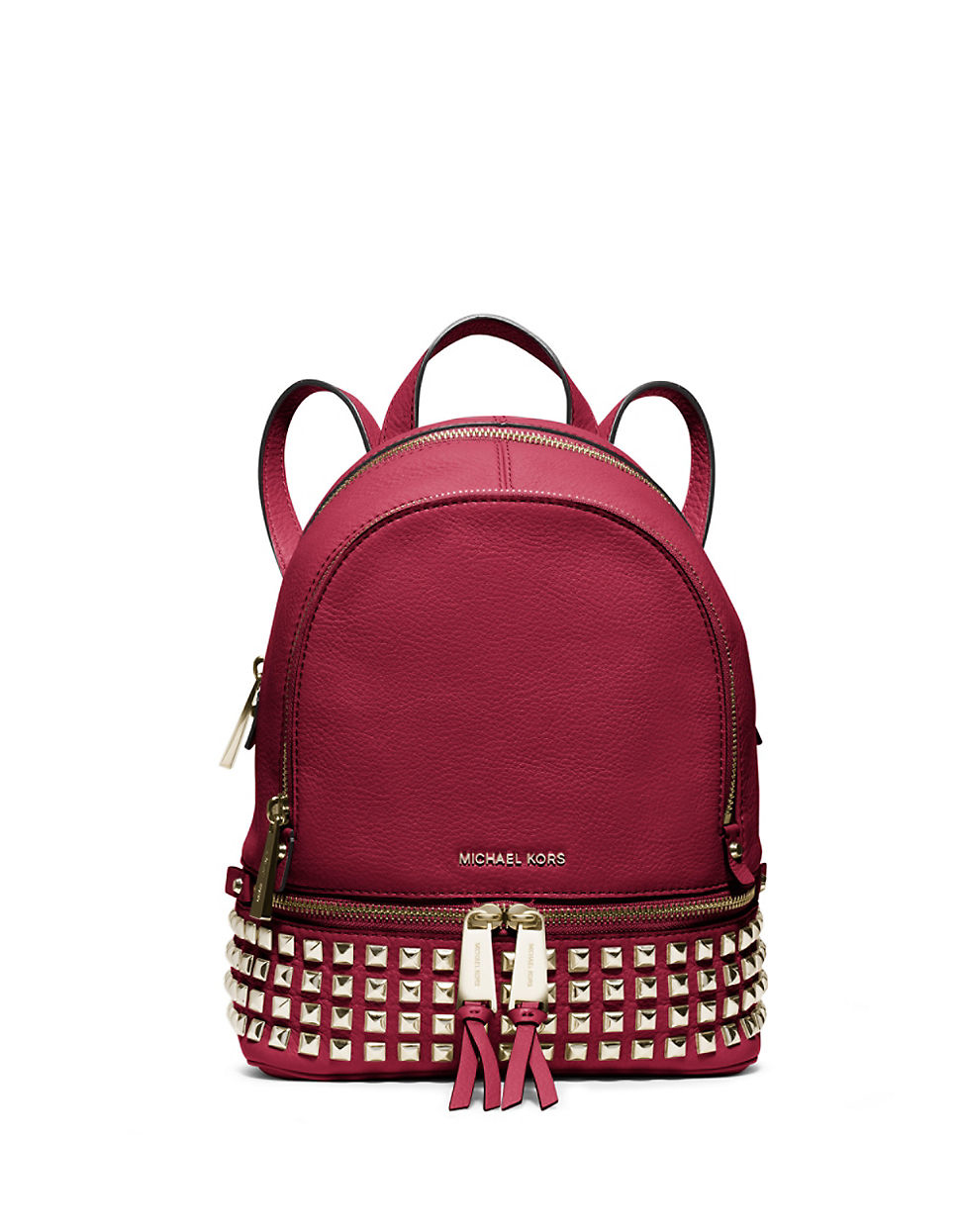 Red North Face Backpack