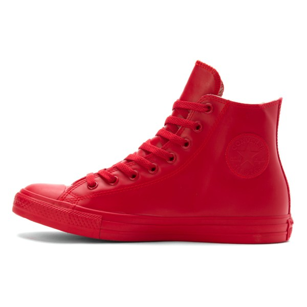 Lyst - Converse Chuck Taylor All Star Rubber in Red for Men