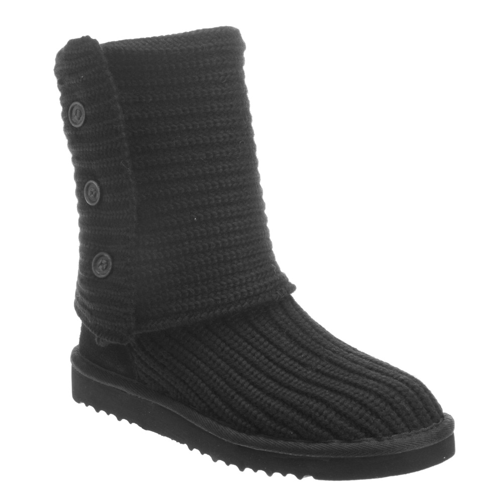 Knit Boots For Black Women