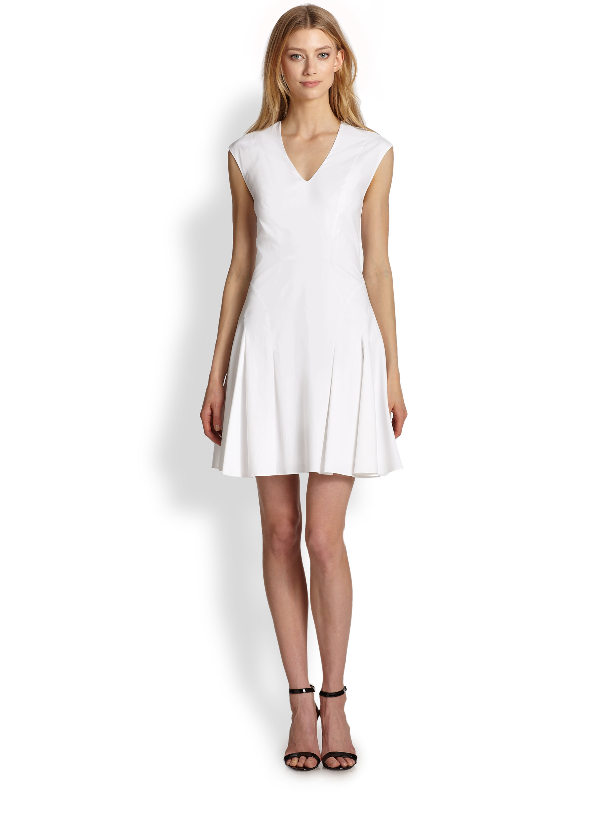 Lord And Taylor White Dresses