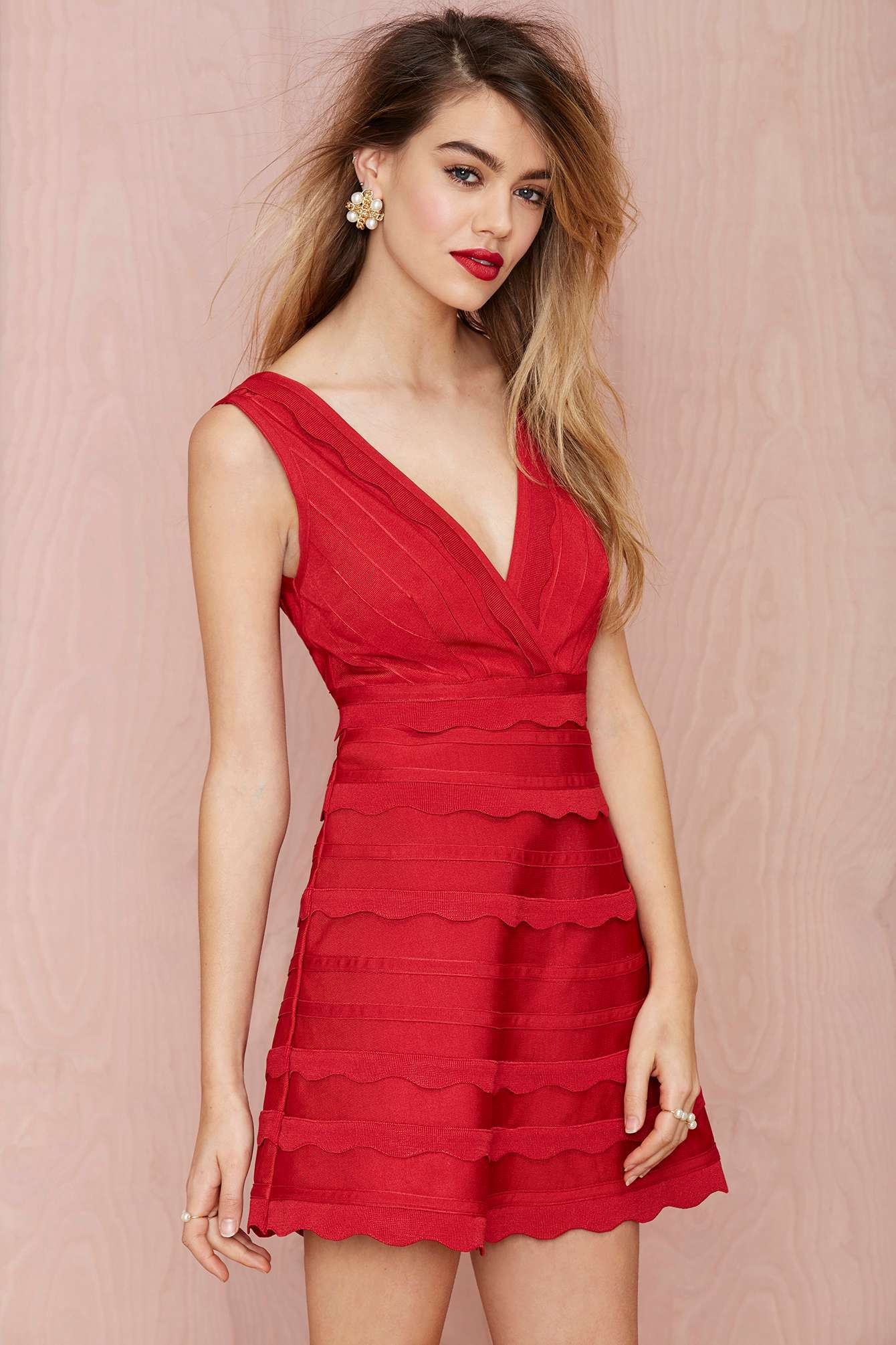 Fit N Flare Dress