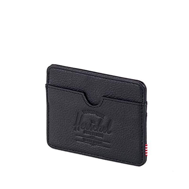 herschel wallet tile