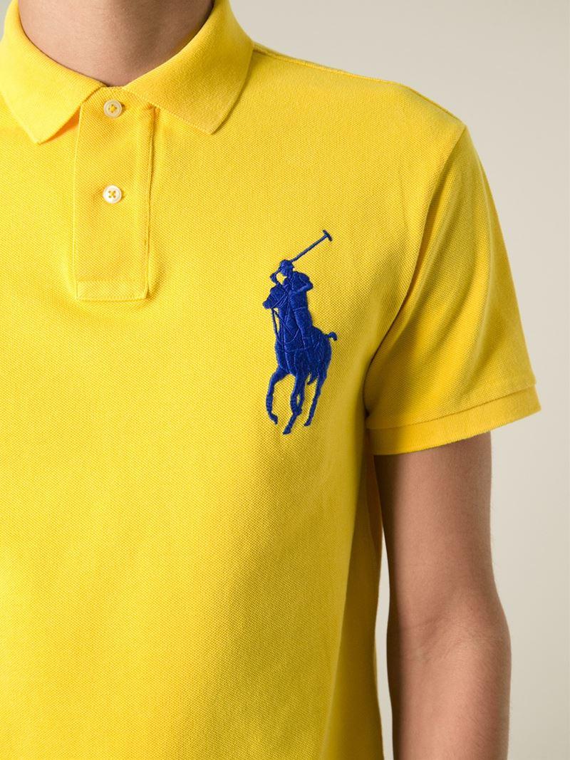 Neon Yellow Shirts Men