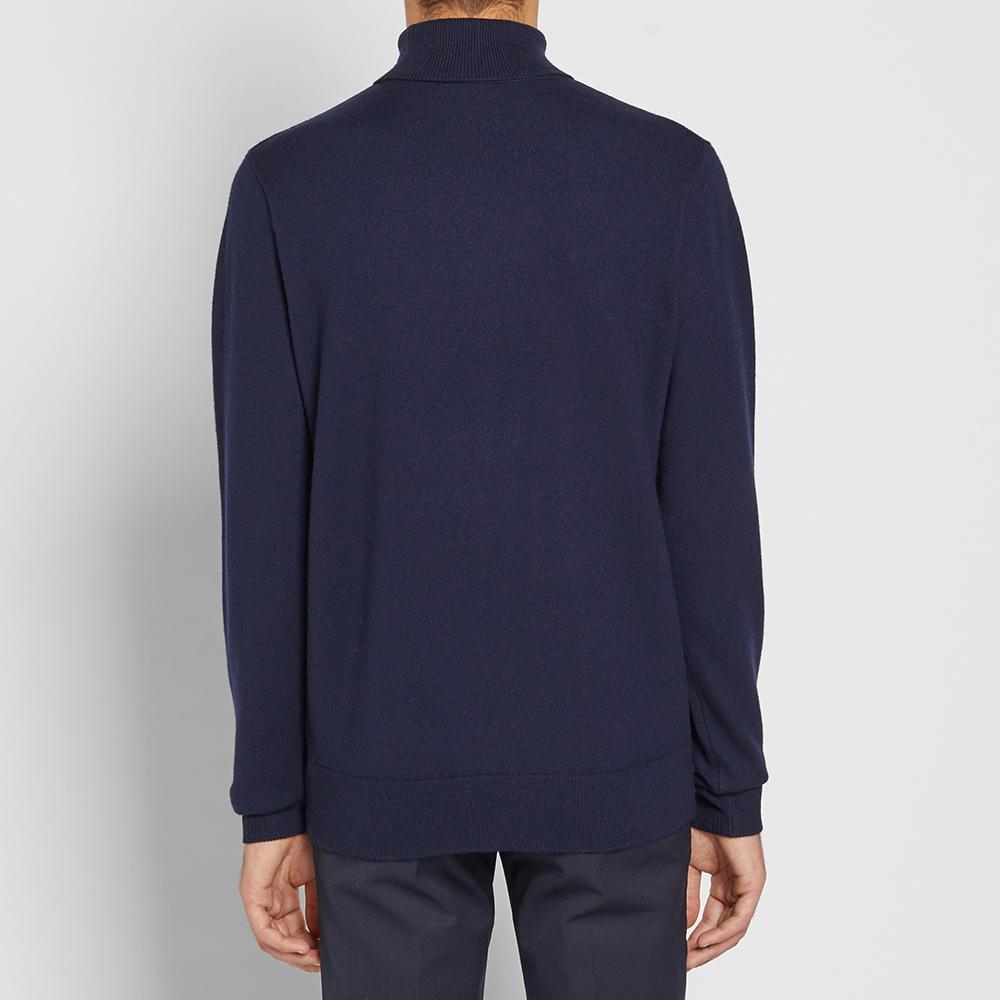 Boiled Wool Sweaters Men