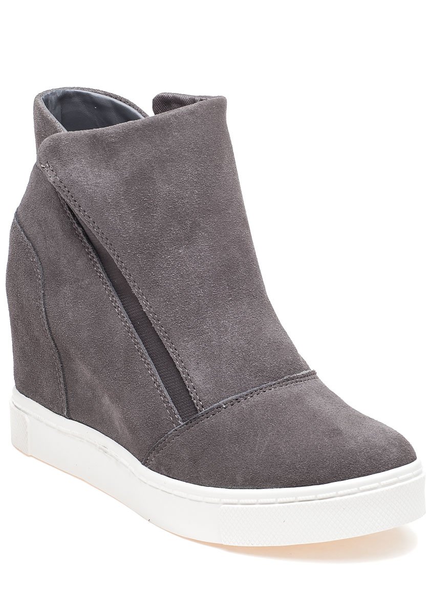 Steve Madden Lazarus Wedge Sneakers