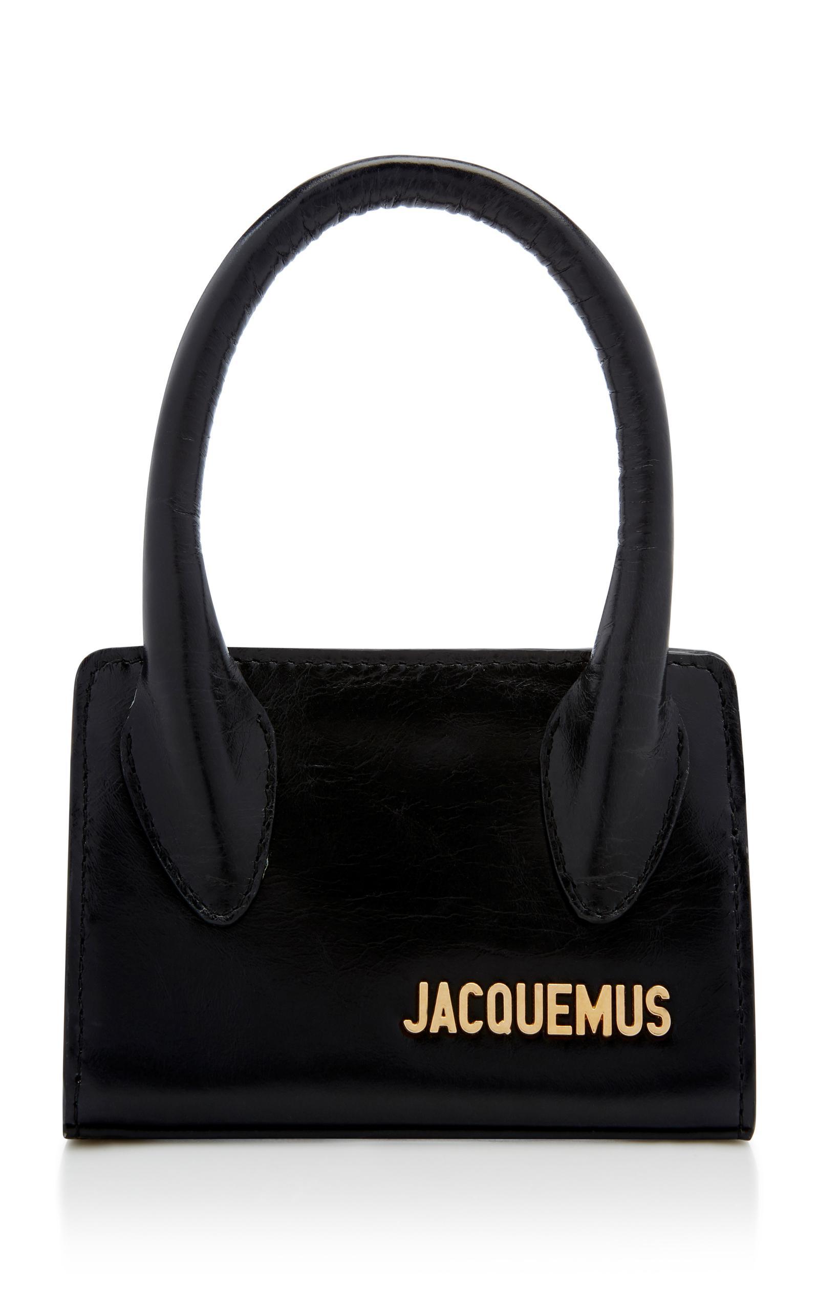 Lyst Jacquemus Le Sac Espelho In Black