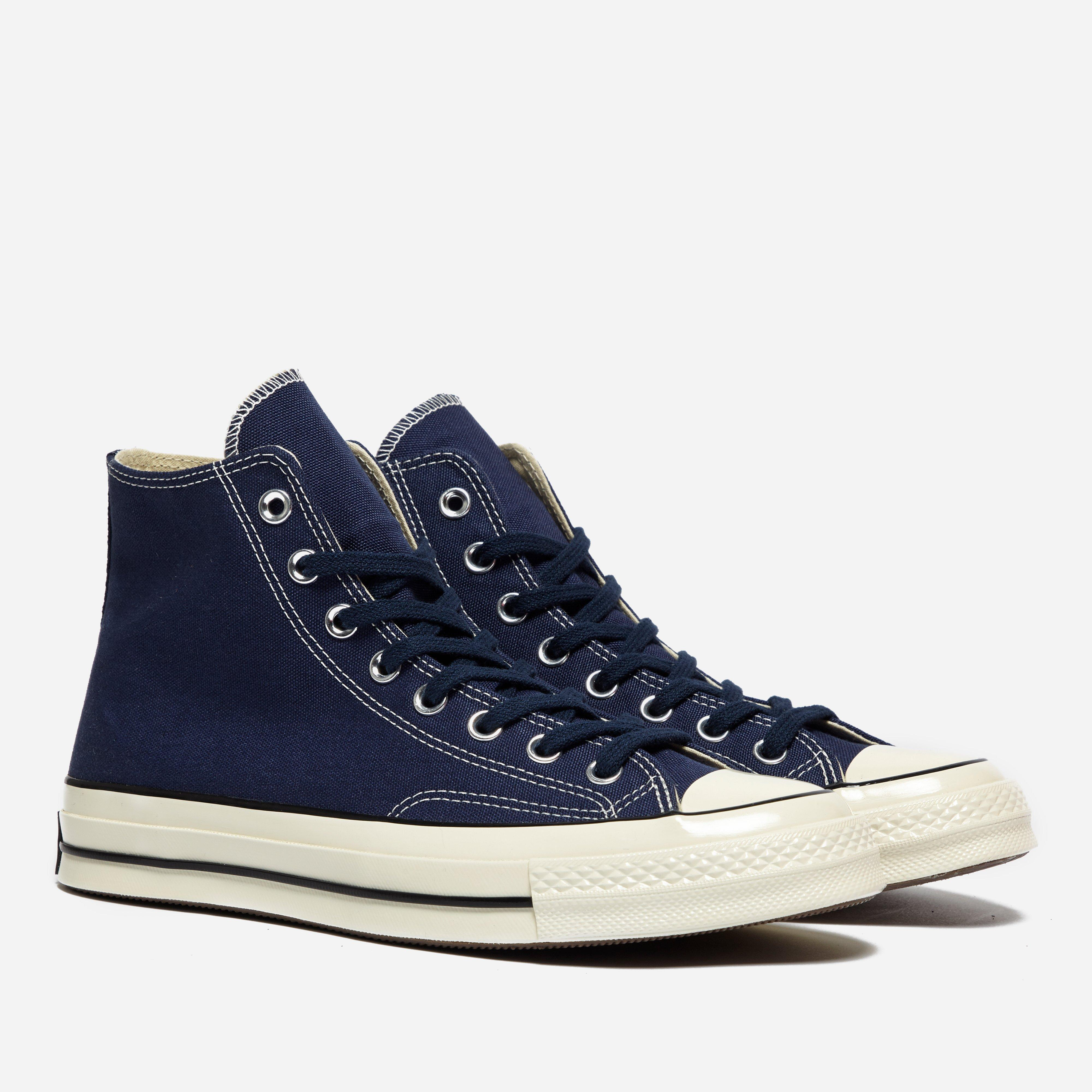 Converse Canvas Chuck Taylor All Star 1970 Hi in Navy (Blue) for Men - Lyst