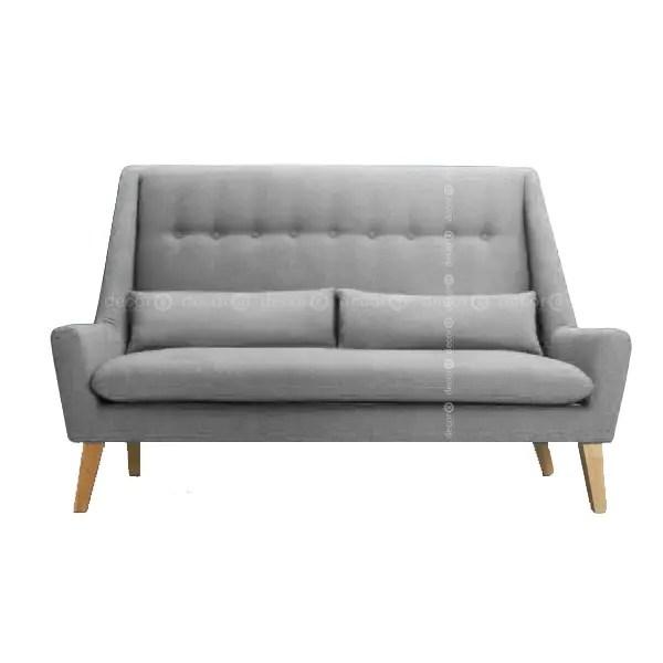 Decor8 Sheffield Highback Contemporary Fabric Sofa More Colors Sizes
