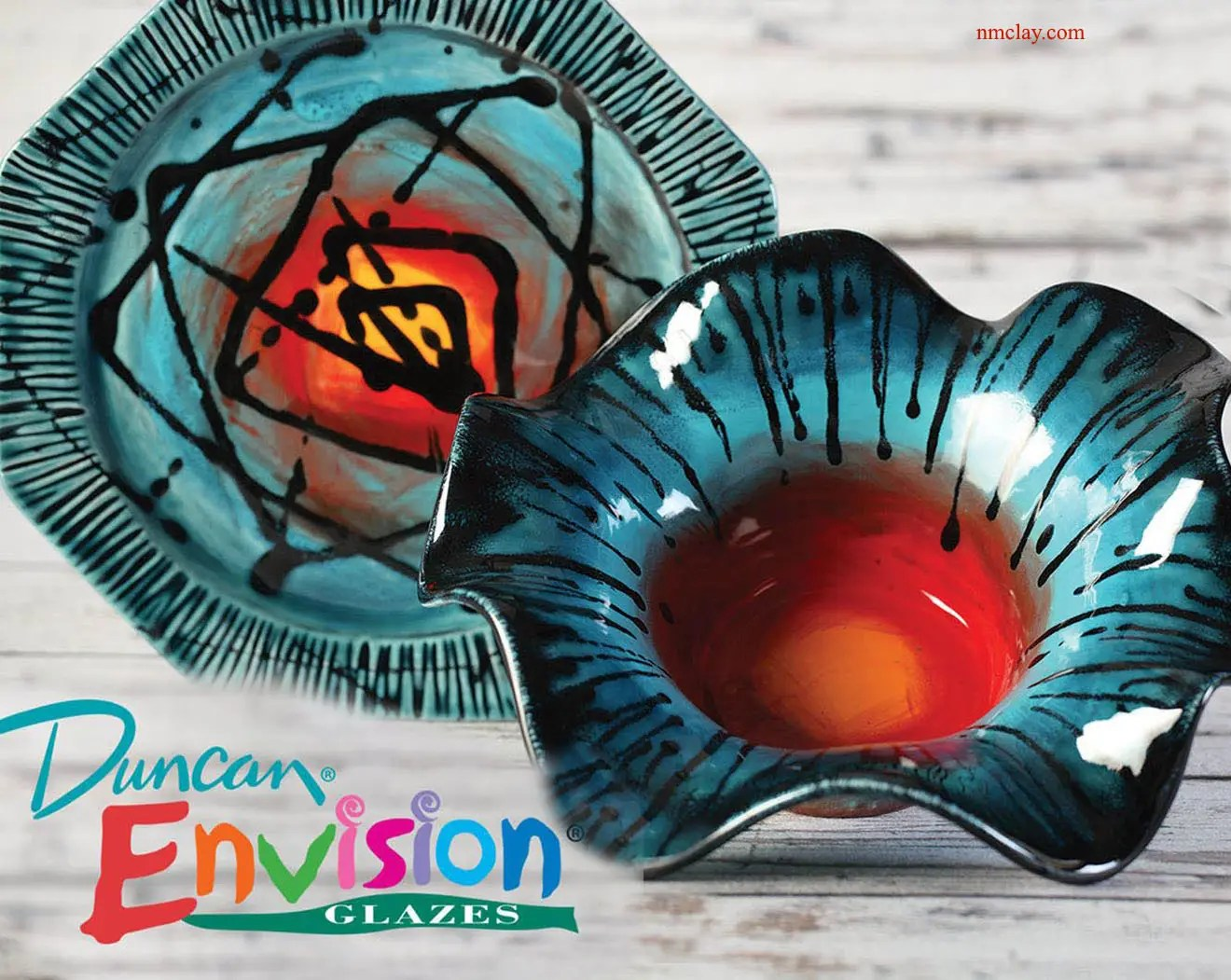Metallic Cone 06 Ceramic Glaze