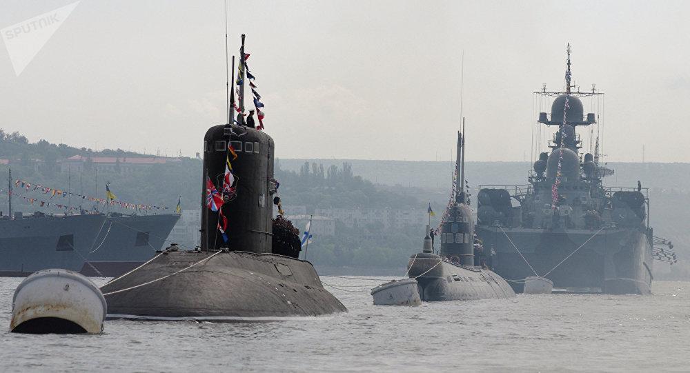 الردع النووي أقوى 5 أساطيل حربية في العالم Sputnik Arabic