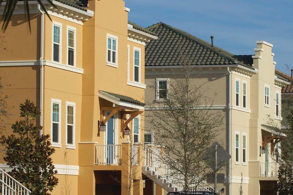 MacDill Air Force Base Family Housing Builder Magazine