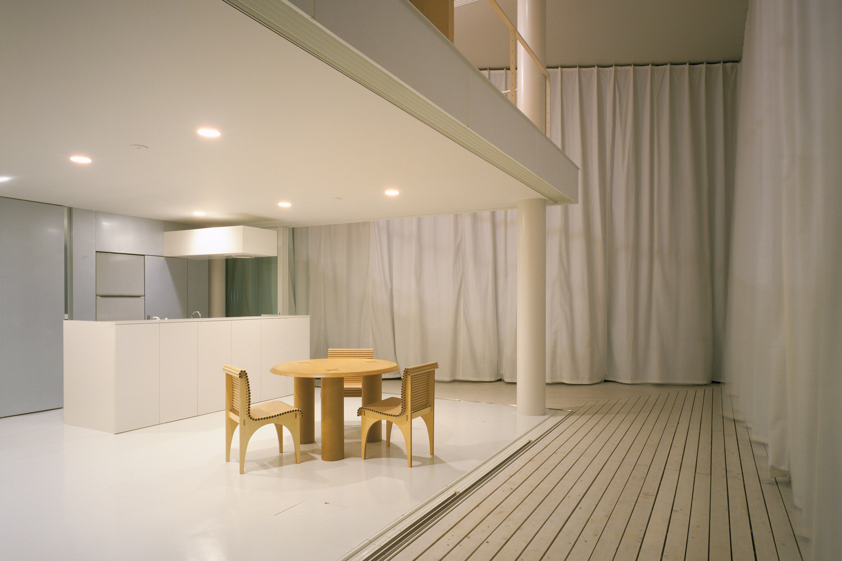 Curtain Wall House Architect Magazine Shigeru Ban Architects Tokyo Japan Single Family