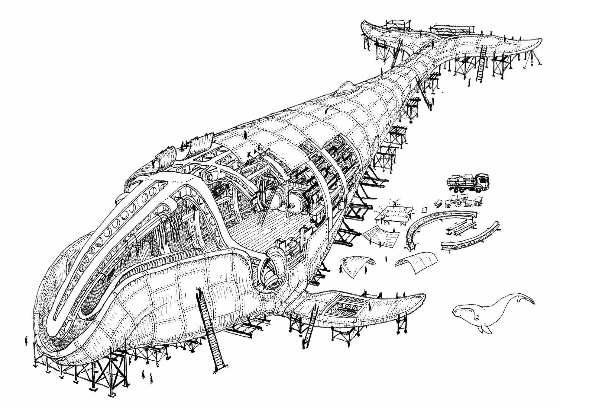 It S A Bird It S A Plane It S Architecture
