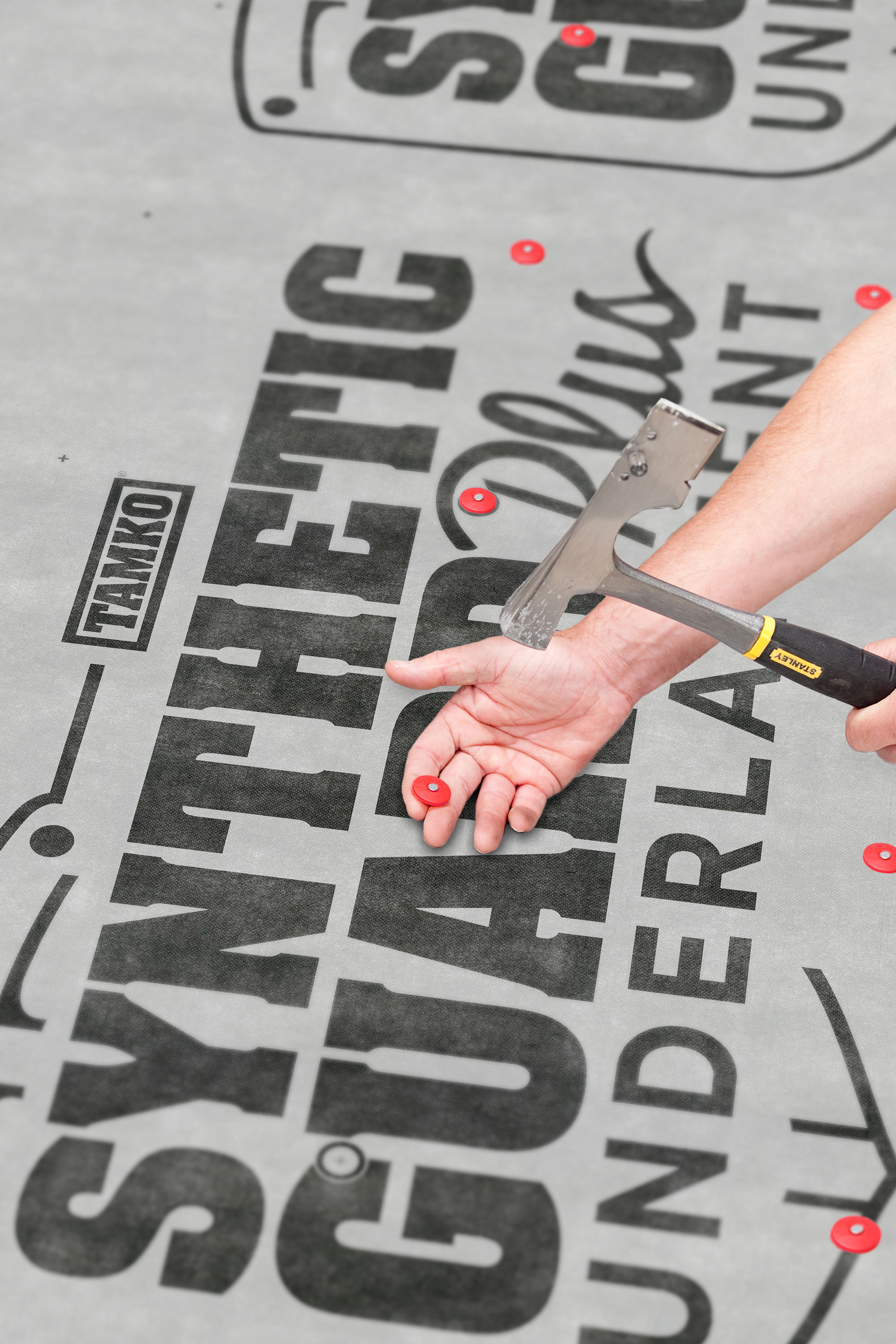A Synthetic Underlayment For Metal Roofing