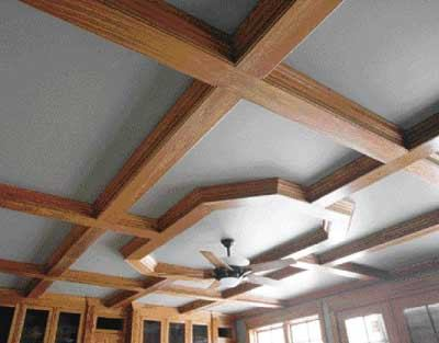 Building A Coffered Ceiling Jlc Online