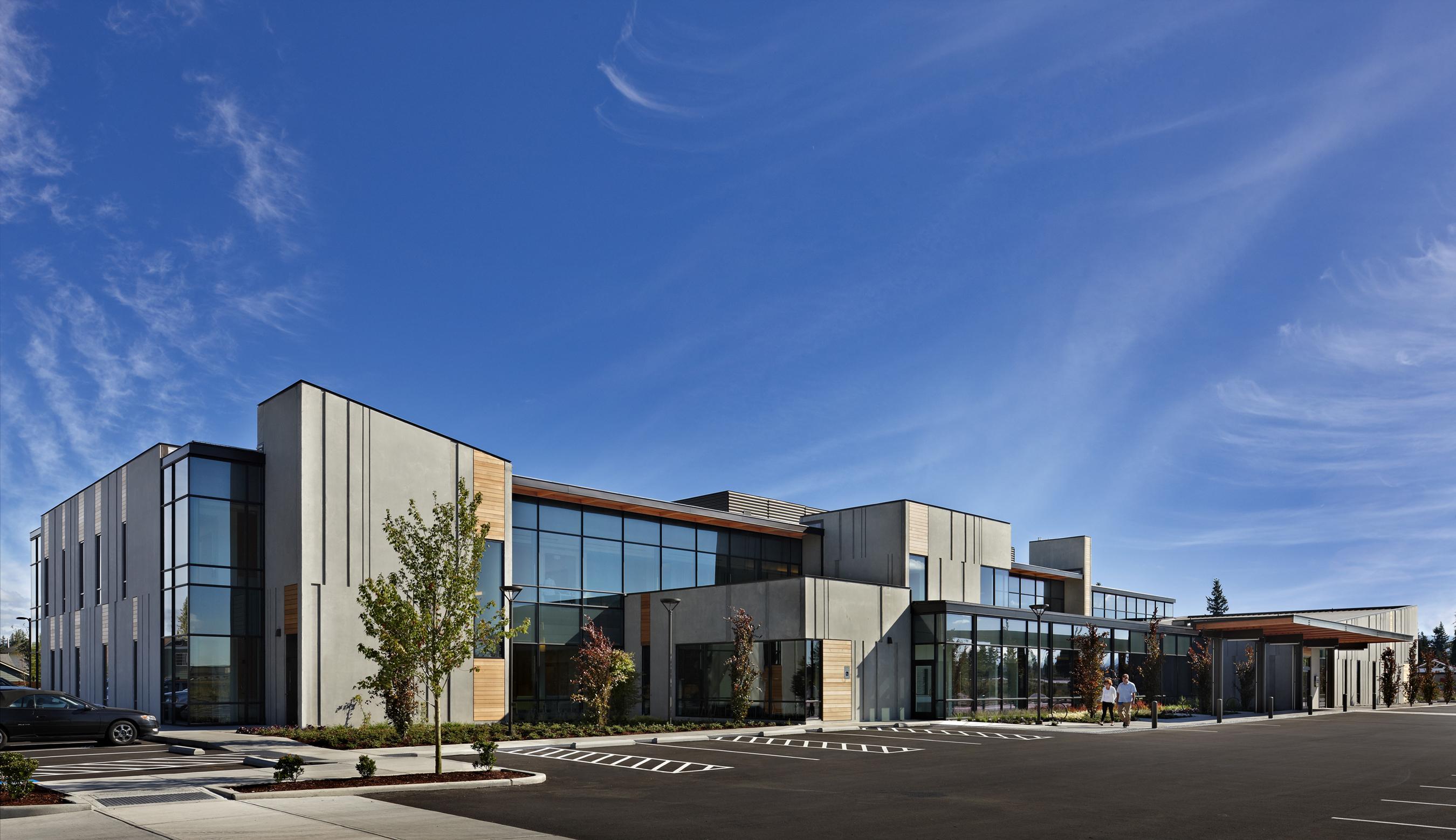 Everett Clinic Smokey Point Medical Center Architect