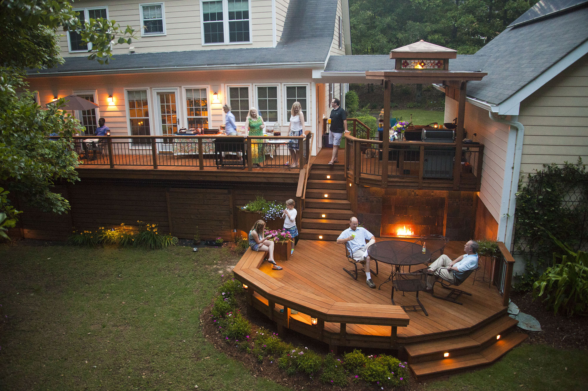 Are Composite Decks As Environmentally Friendly As They