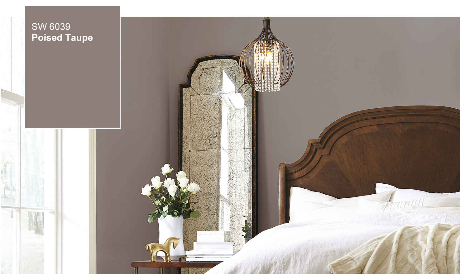 Sherwin Williams Selects Poised Taupe As Color Of The