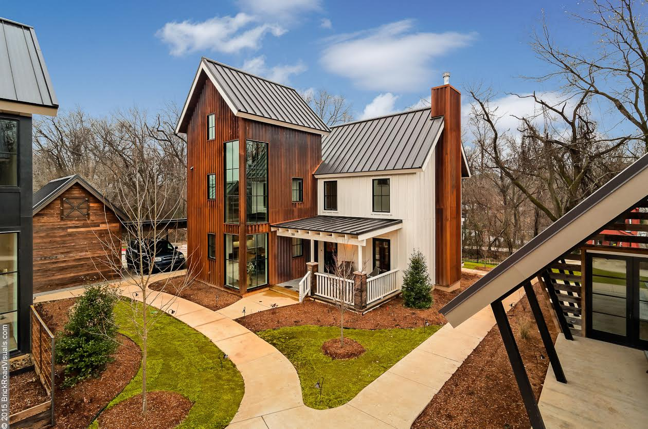 Rural Redux Unites An Arkansas Cottage Community Builder