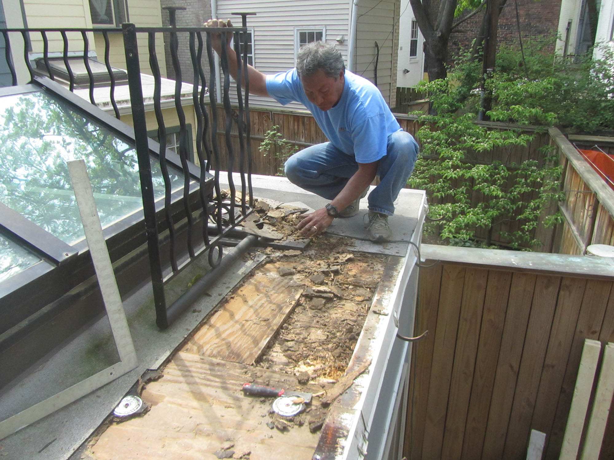 Low Slope Roofing Lessons Learned