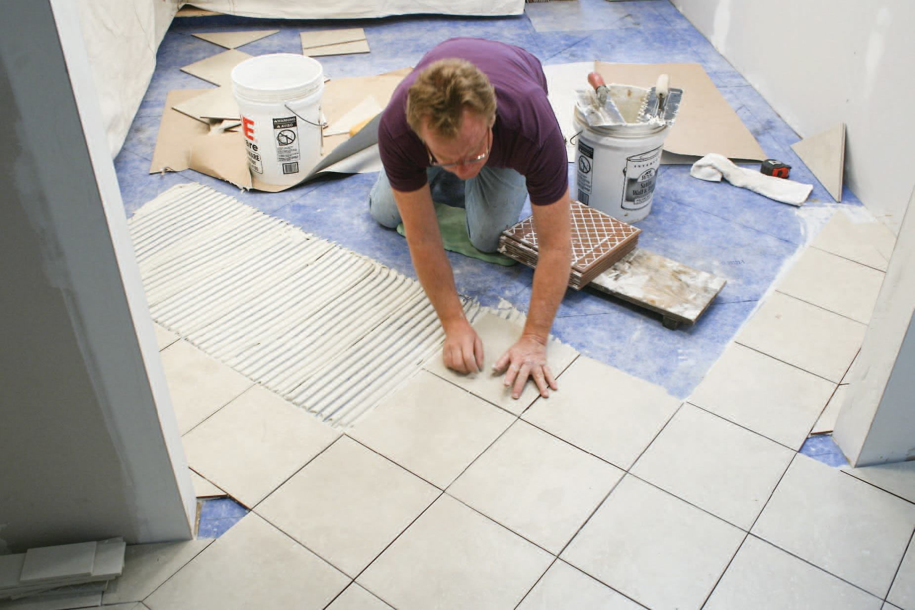 Tiling Over Plywood Subfloors JLC Online Flooring