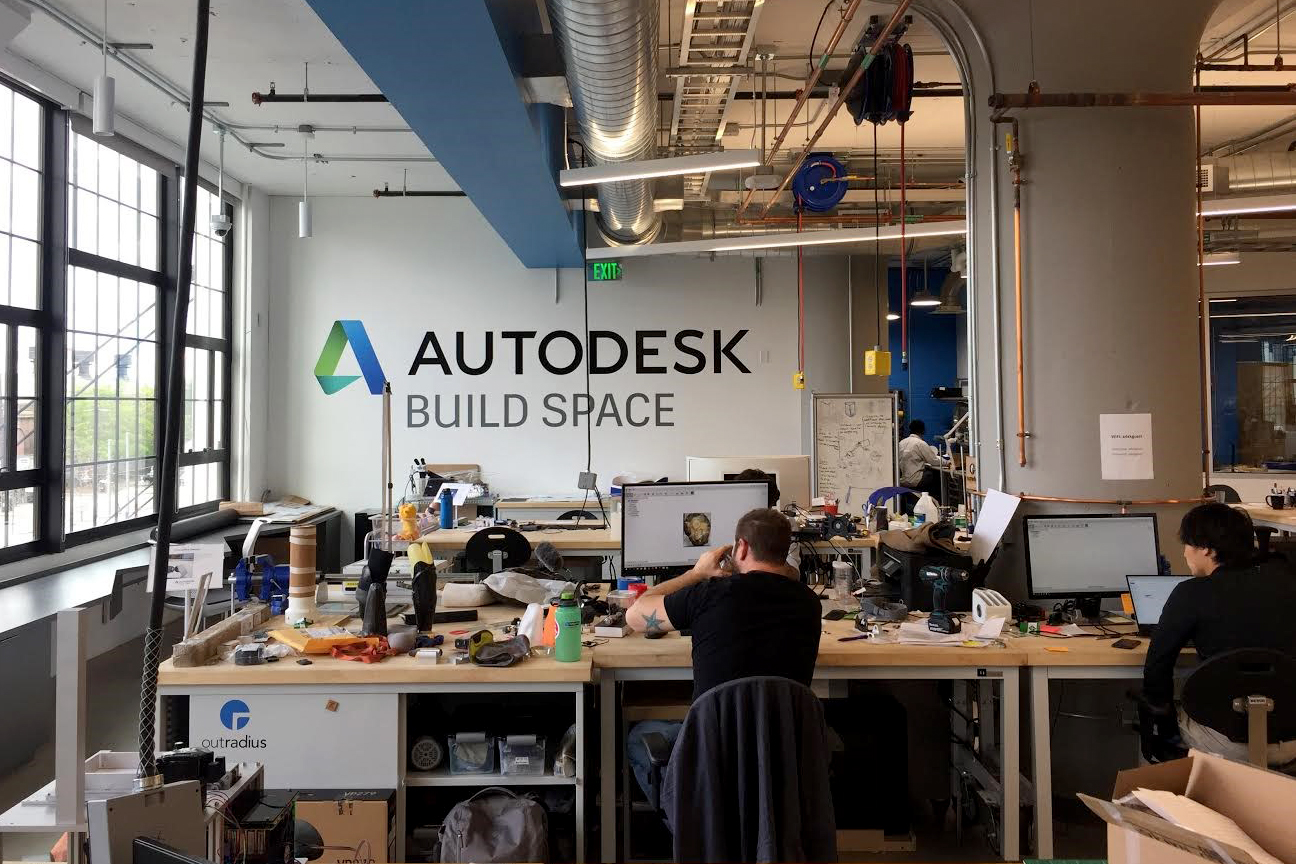 Autodesks BUILD Space Highlights The Need For Research In The Design Community Architect