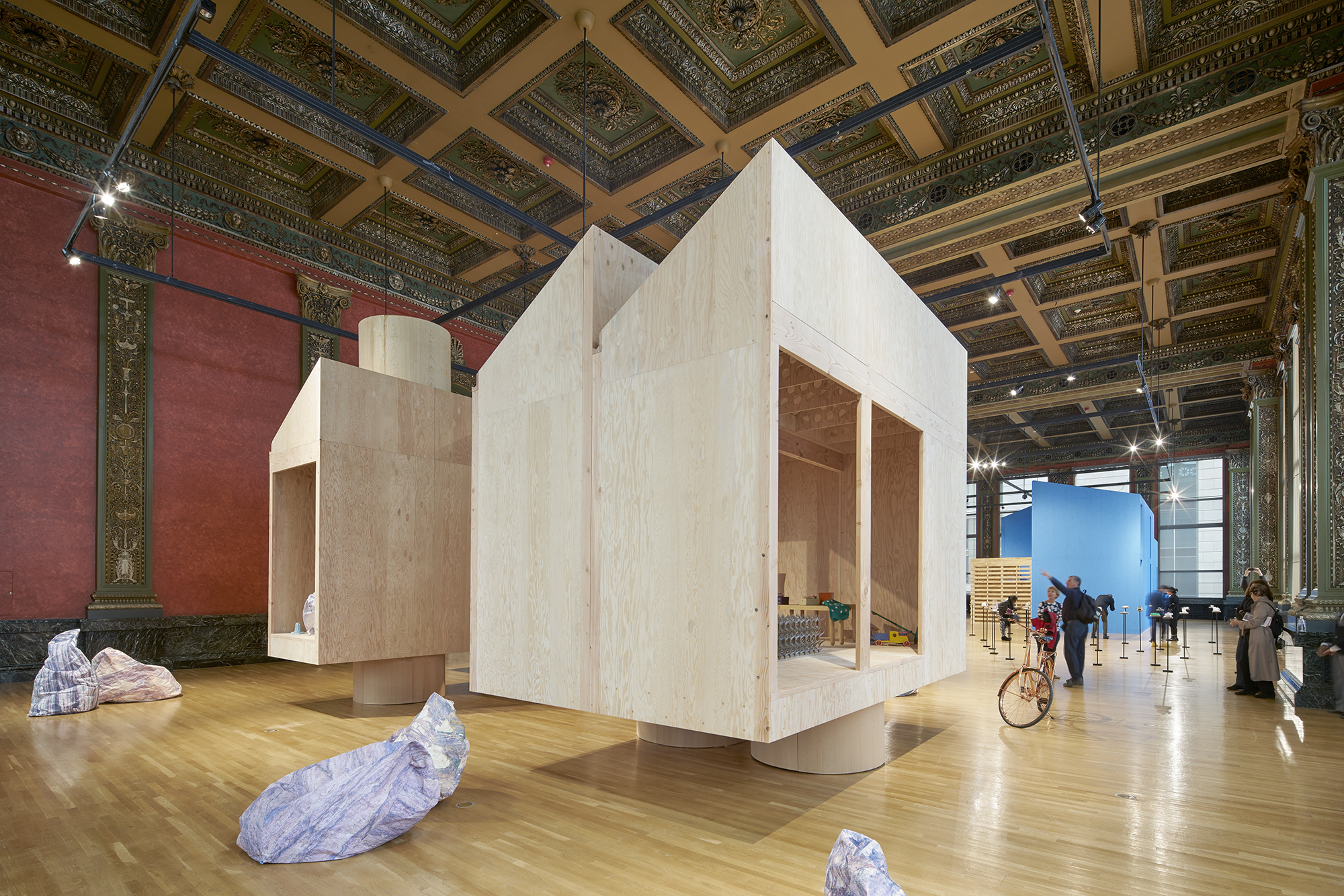 The Big Ideas Behind The Chicago Biennial Architect