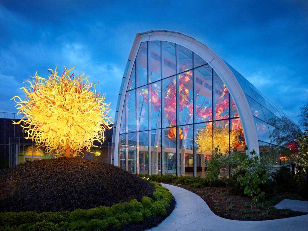 Often, these revolve around ecological design and. Chihuly Garden And Glass Architect Magazine