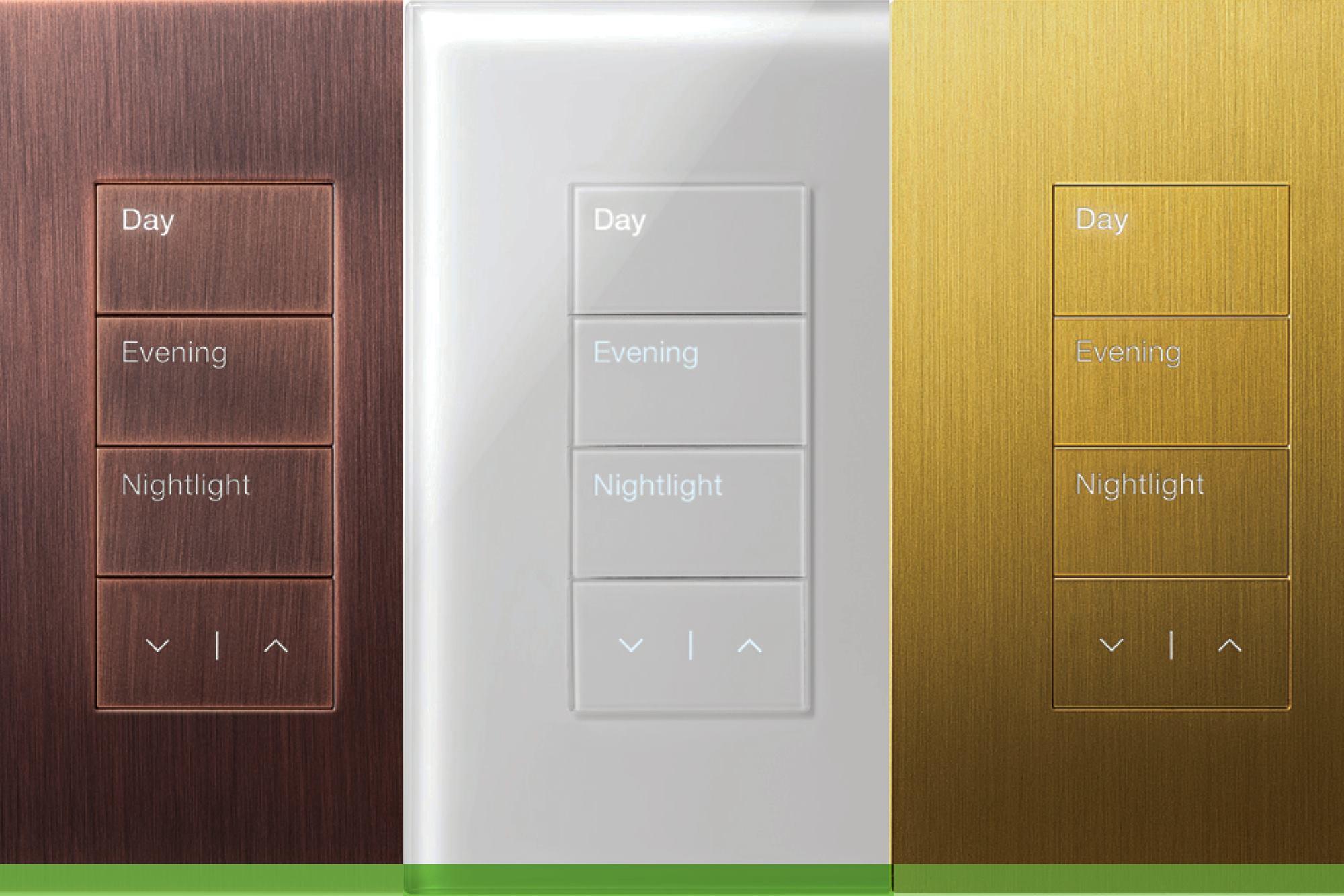 nine leading lighting controls