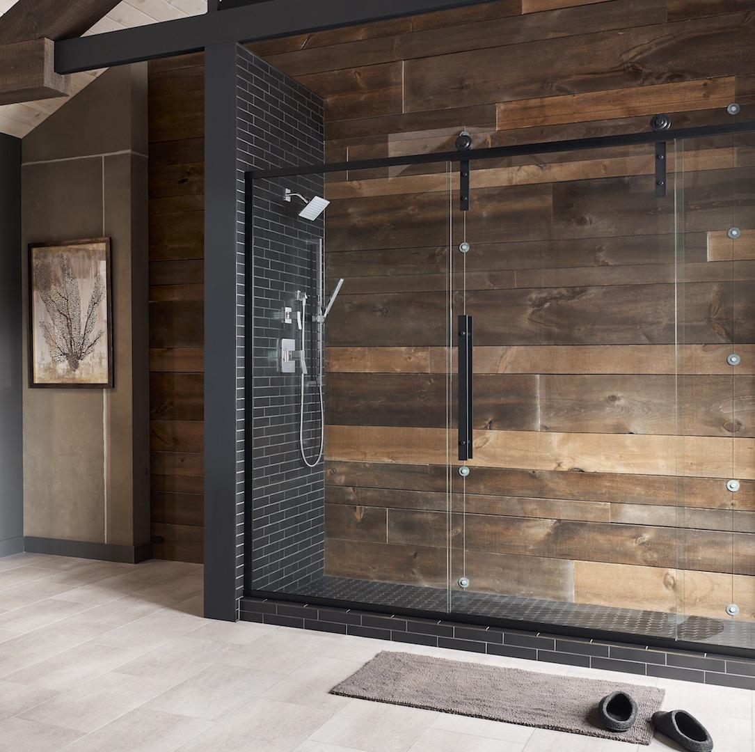 Coastal Shower Doors Introduces New Shower Barn Door Series Builder Magazine