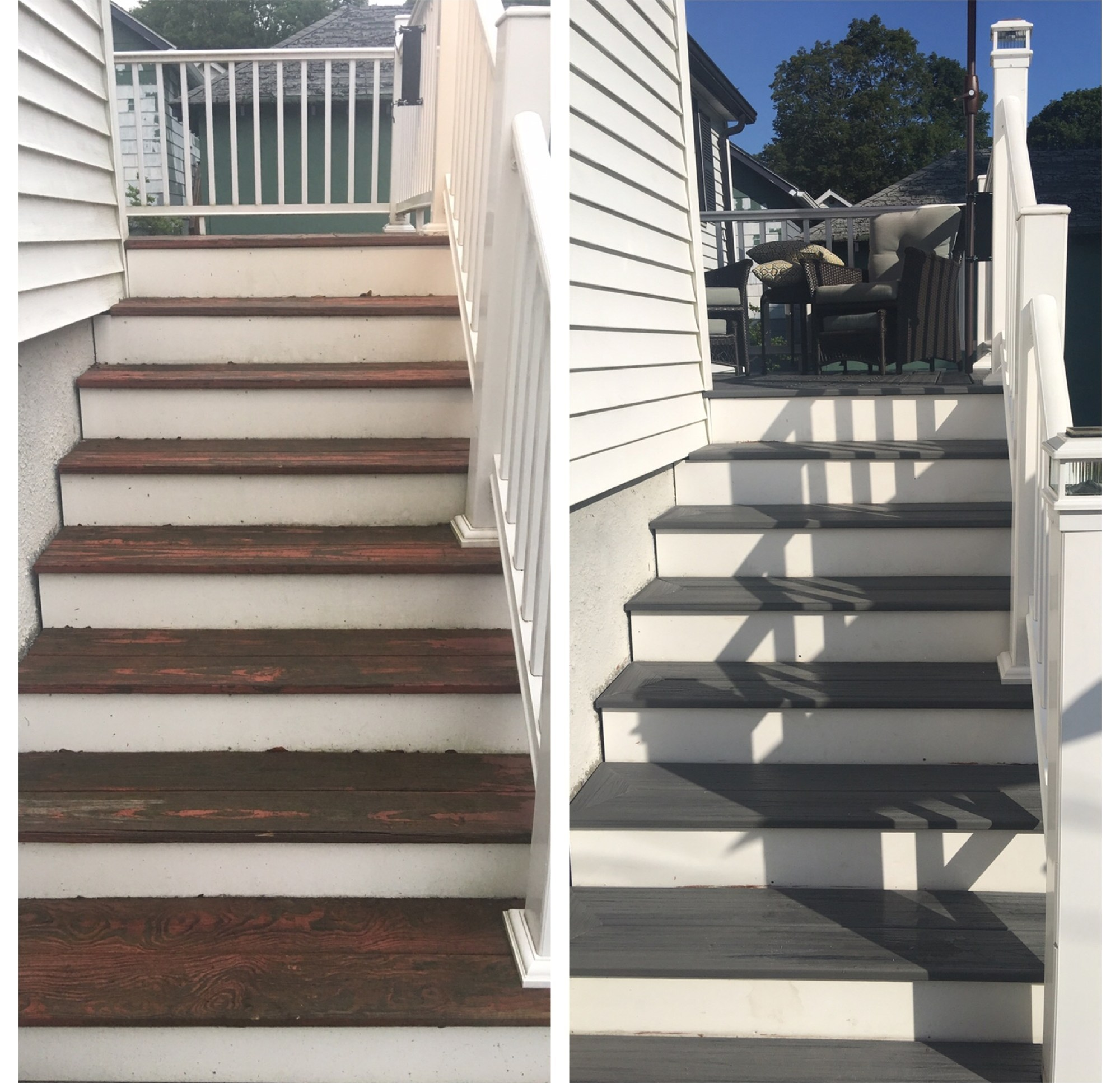 Better Deck Stair Detail Jlc Online | Best Wood For Outdoor Stairs | Deck Railing | Stair Stringer | Handrail | Staircase | Railing