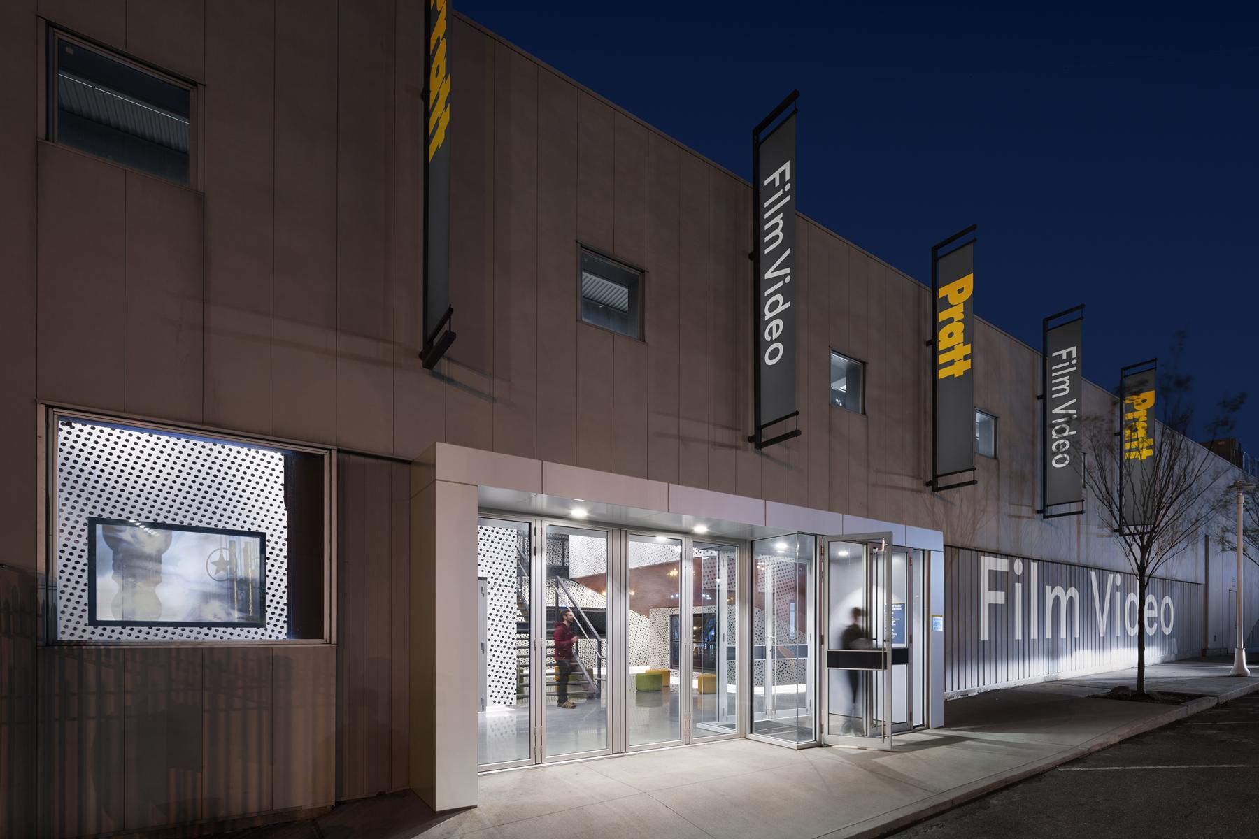Pratt Institute Film Department Building Architect