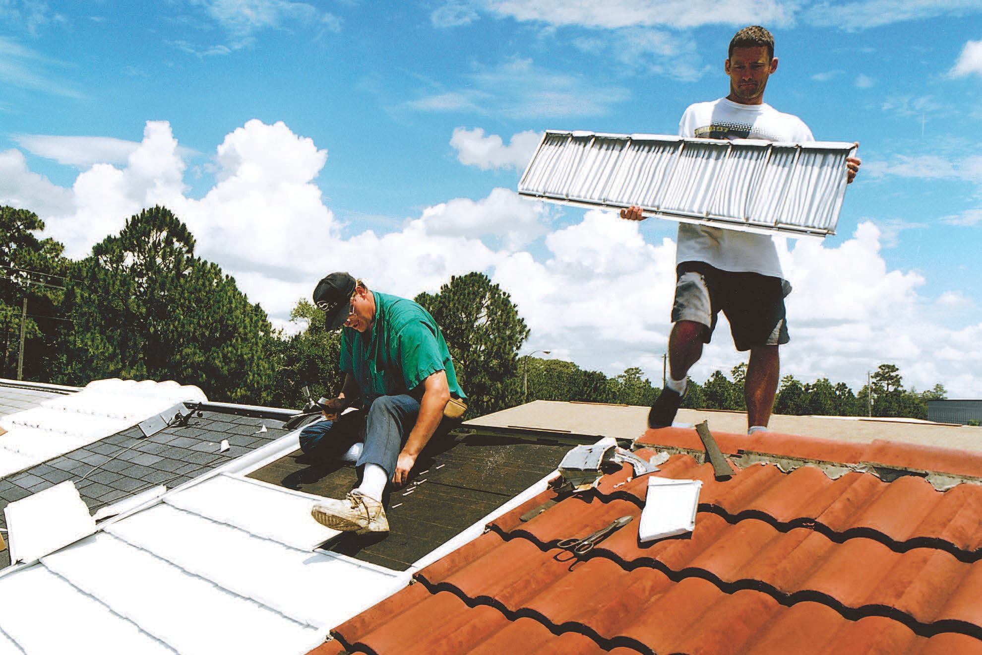 Cool Roofs For Hot Climates JLC Online HVAC