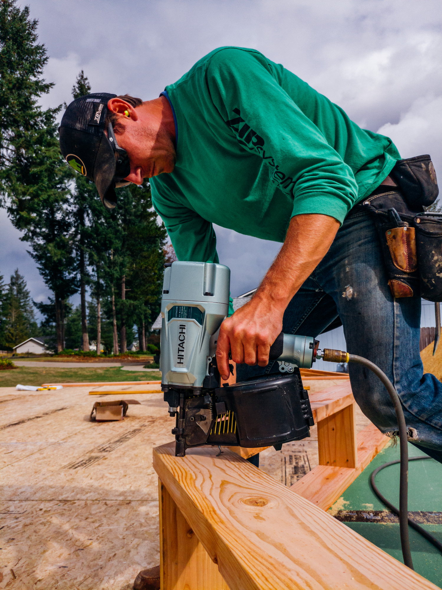 Hitachi New Stick And Coil Framing Nailers Tools Of The