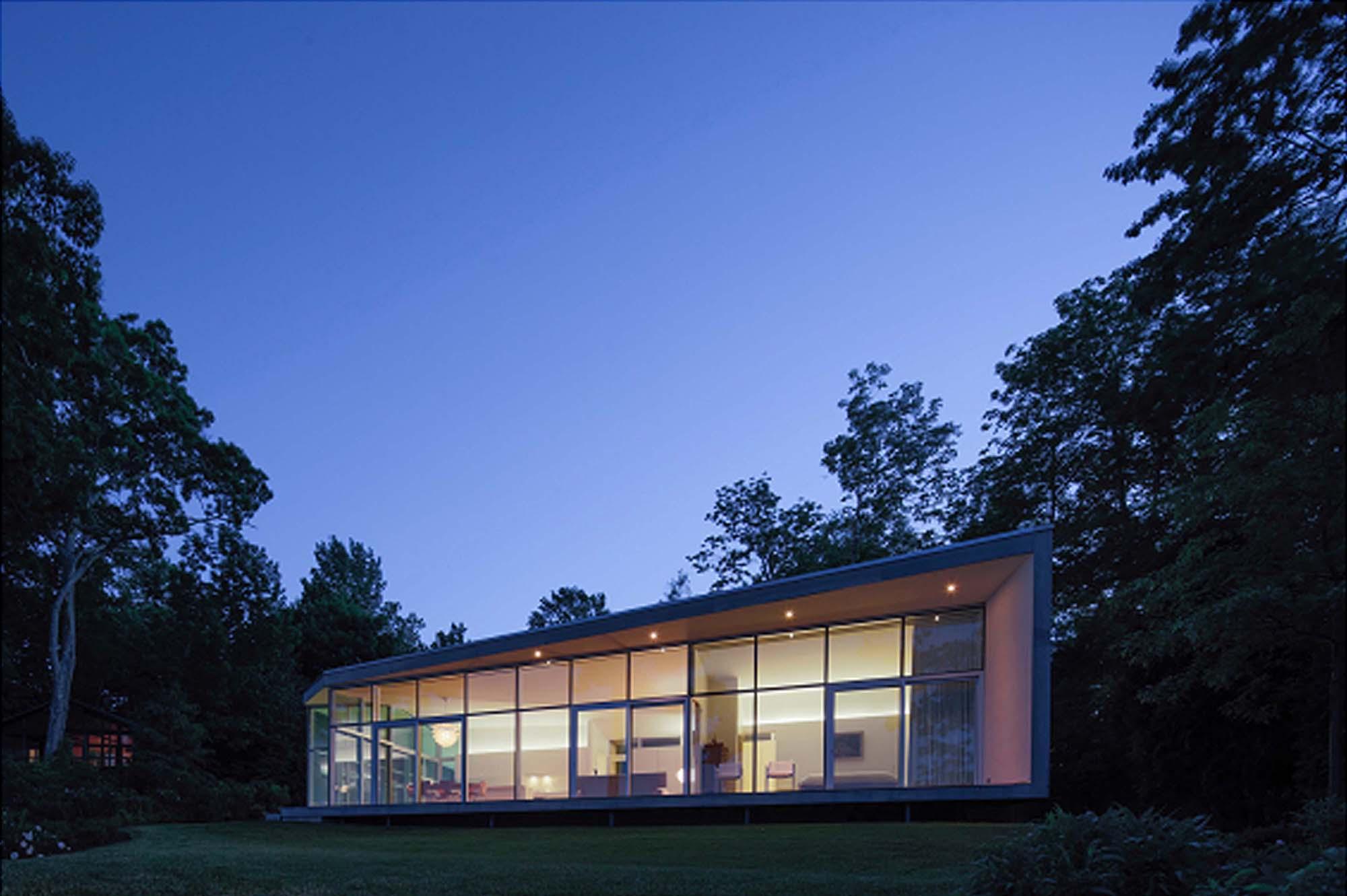House On Maine Coast Architect Magazine Toshiko Mori