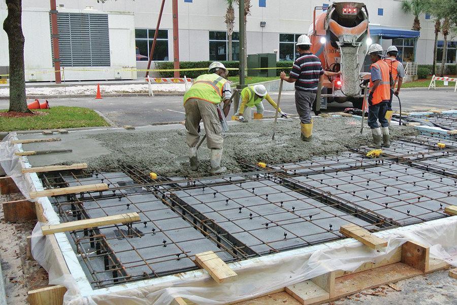 Insulated Concrete Wall Panels Concrete Construction Magazine