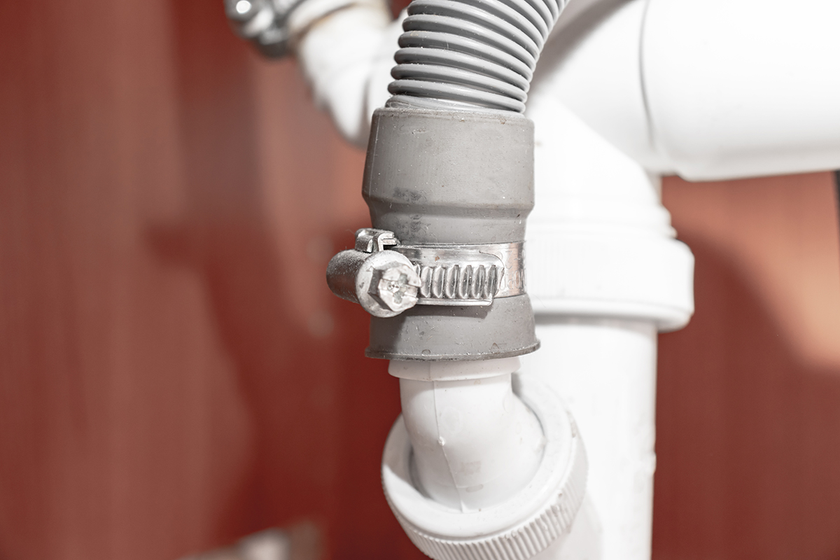 connecting a dishwasher drain hose jlc online