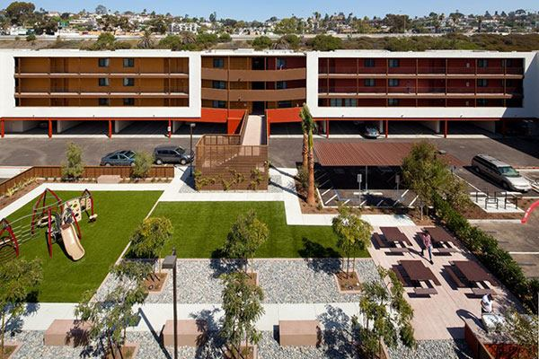 Project Gallery Mission Apartments Architect Magazine