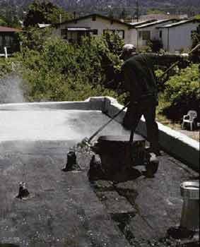 Built Up Hot Mop Roofing JLC Online Aggregates