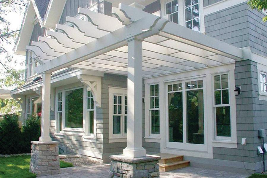 Kleer Lumber Kleerwrap Pvc Post Wraps Professional Deck
