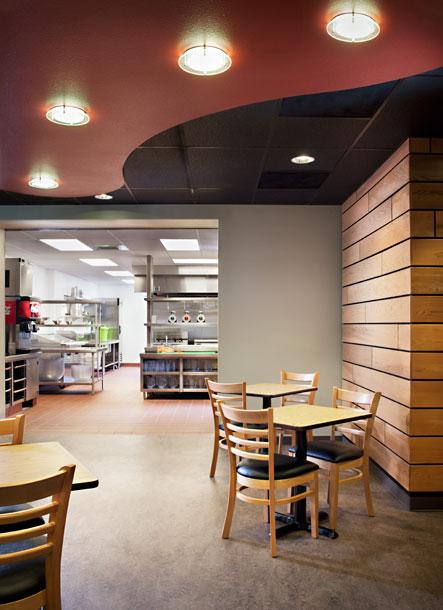 Culinary Arts Classroom Architect Magazine Vista Ca